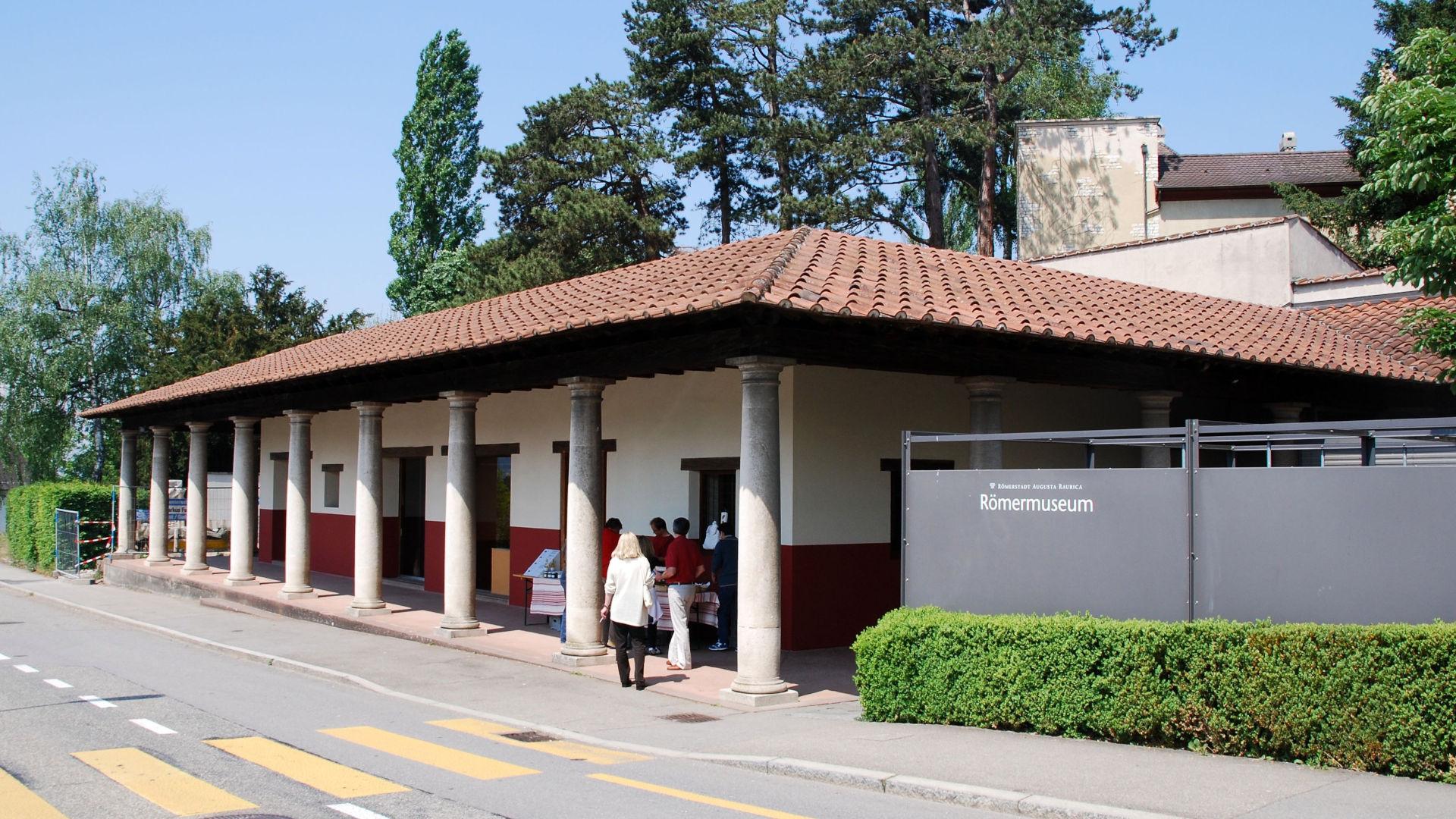 Augst, Römermuseum