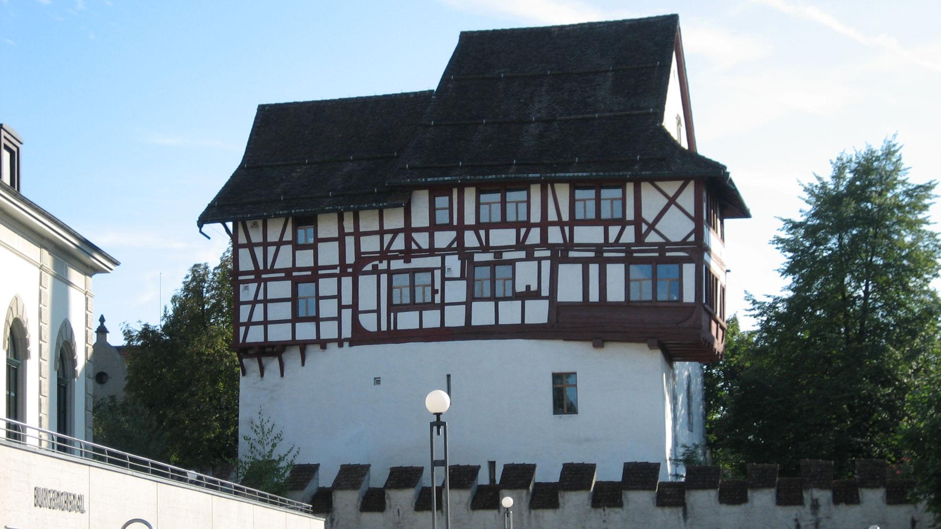 Zug, Museum Burg Zug