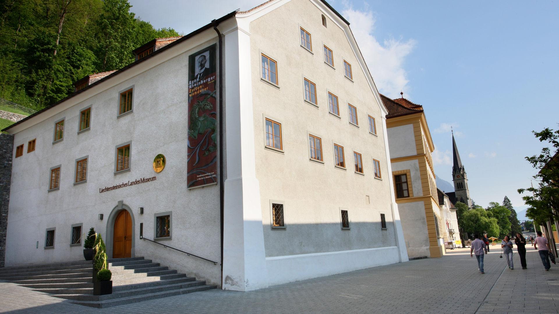 Vaduz, Liechtensteinisches Landesmuseum