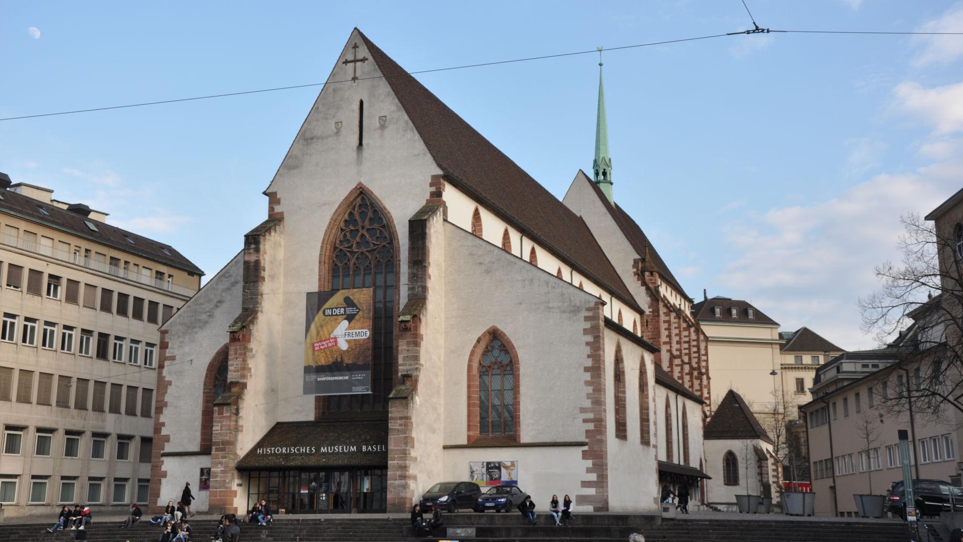 Basel, Historisches Museum Basel