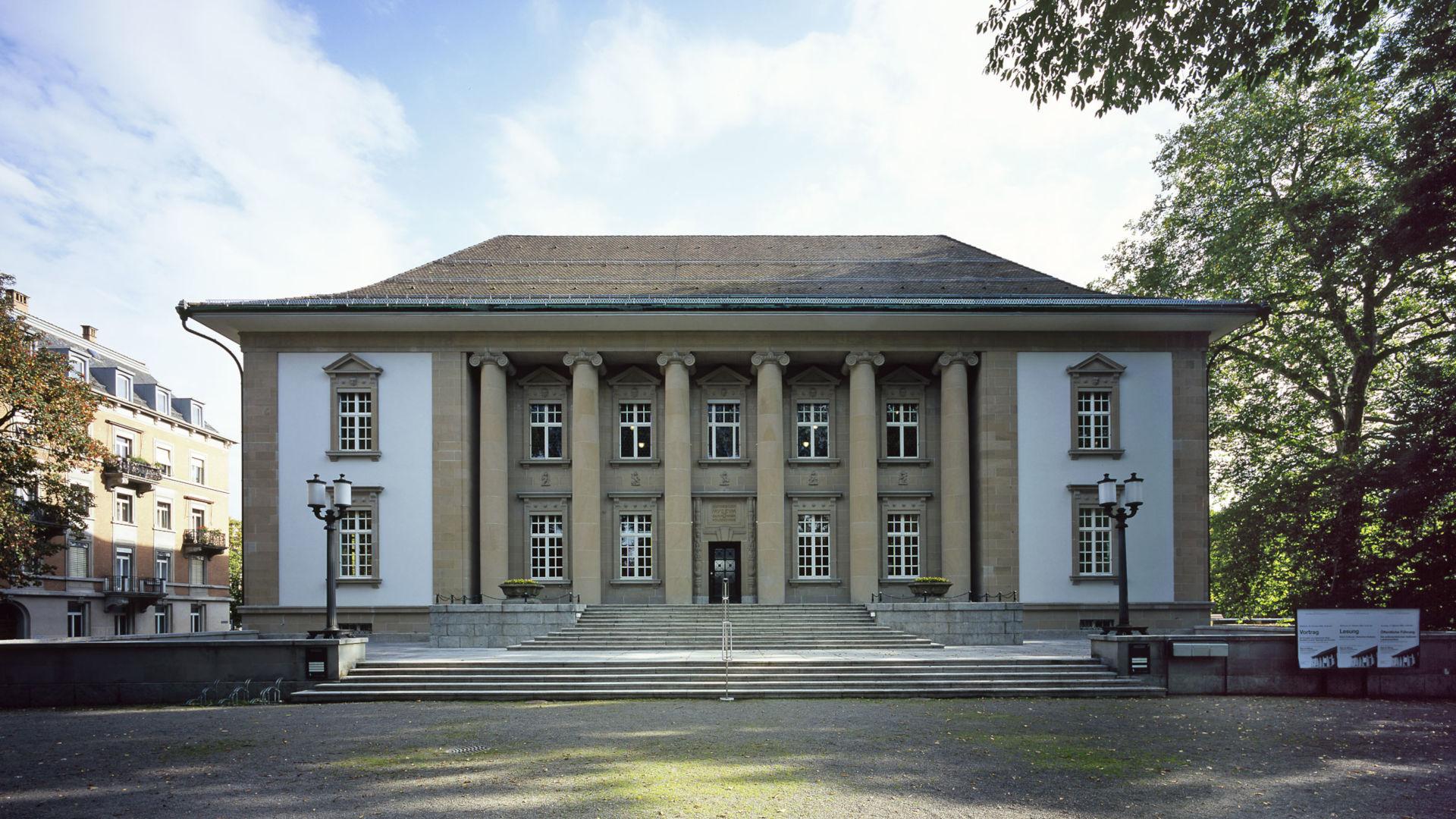 St. Gallen, Historisches und Völkerkundemuseum
