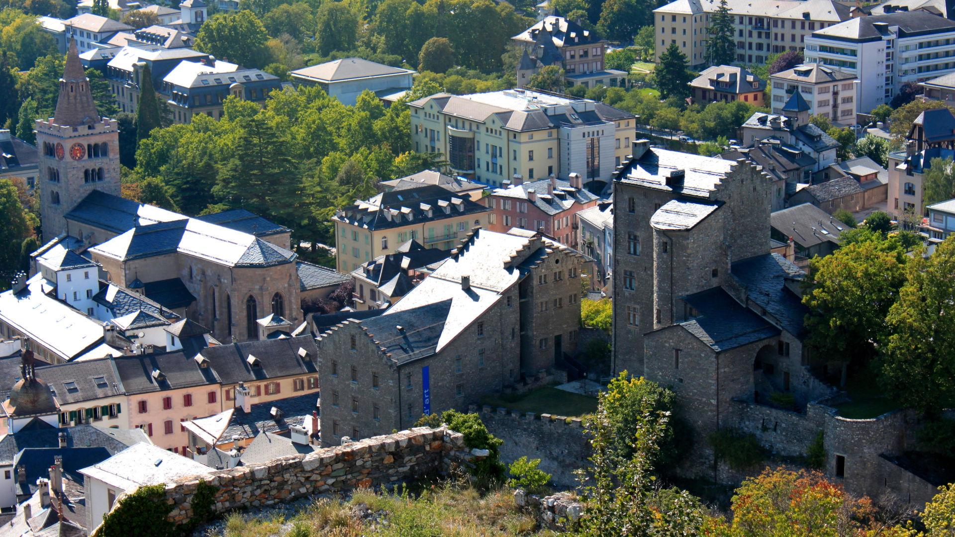 Sion, Château de la Majorie