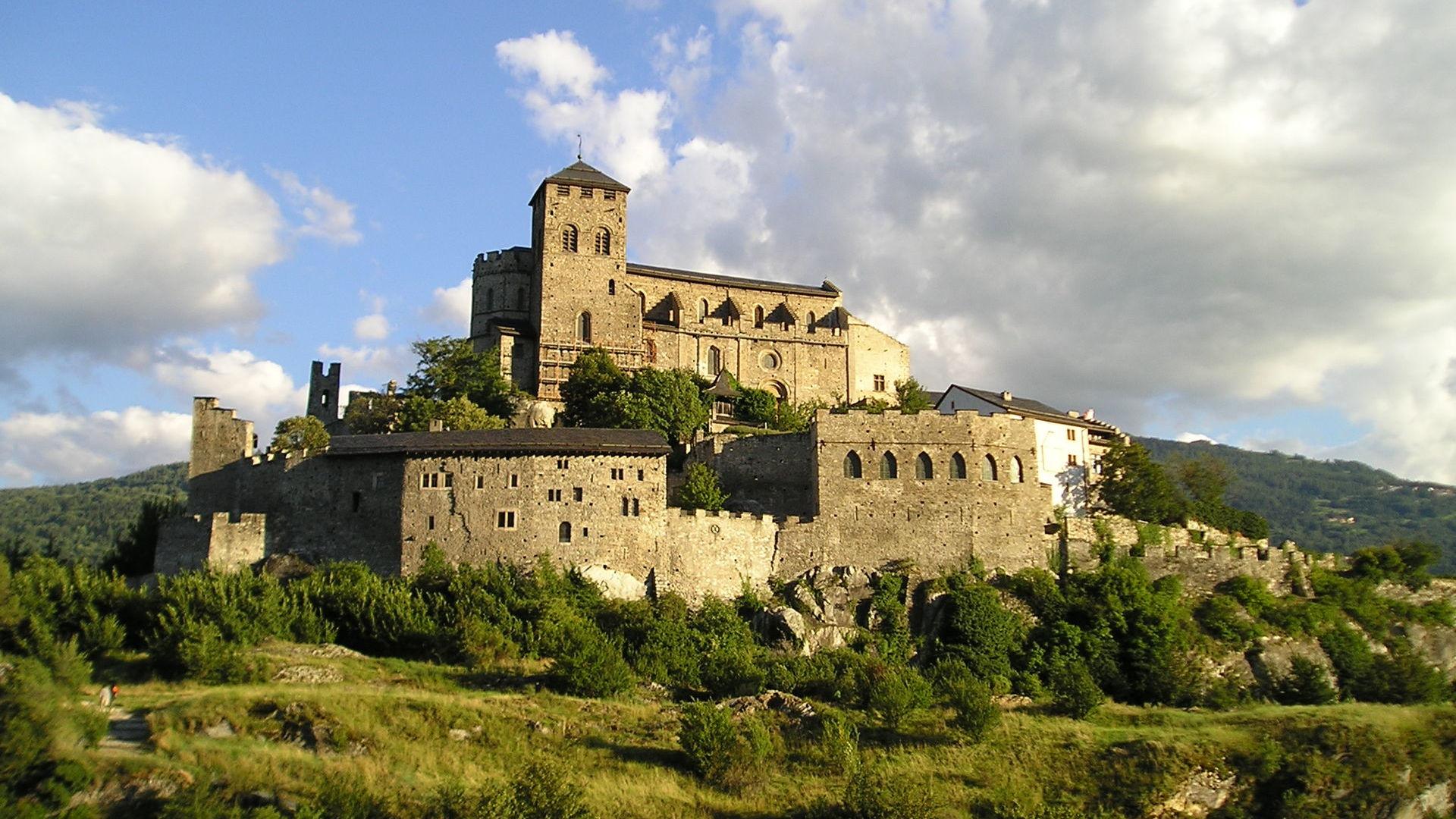 Sion, Château de Valère, Geschichtsmuseum