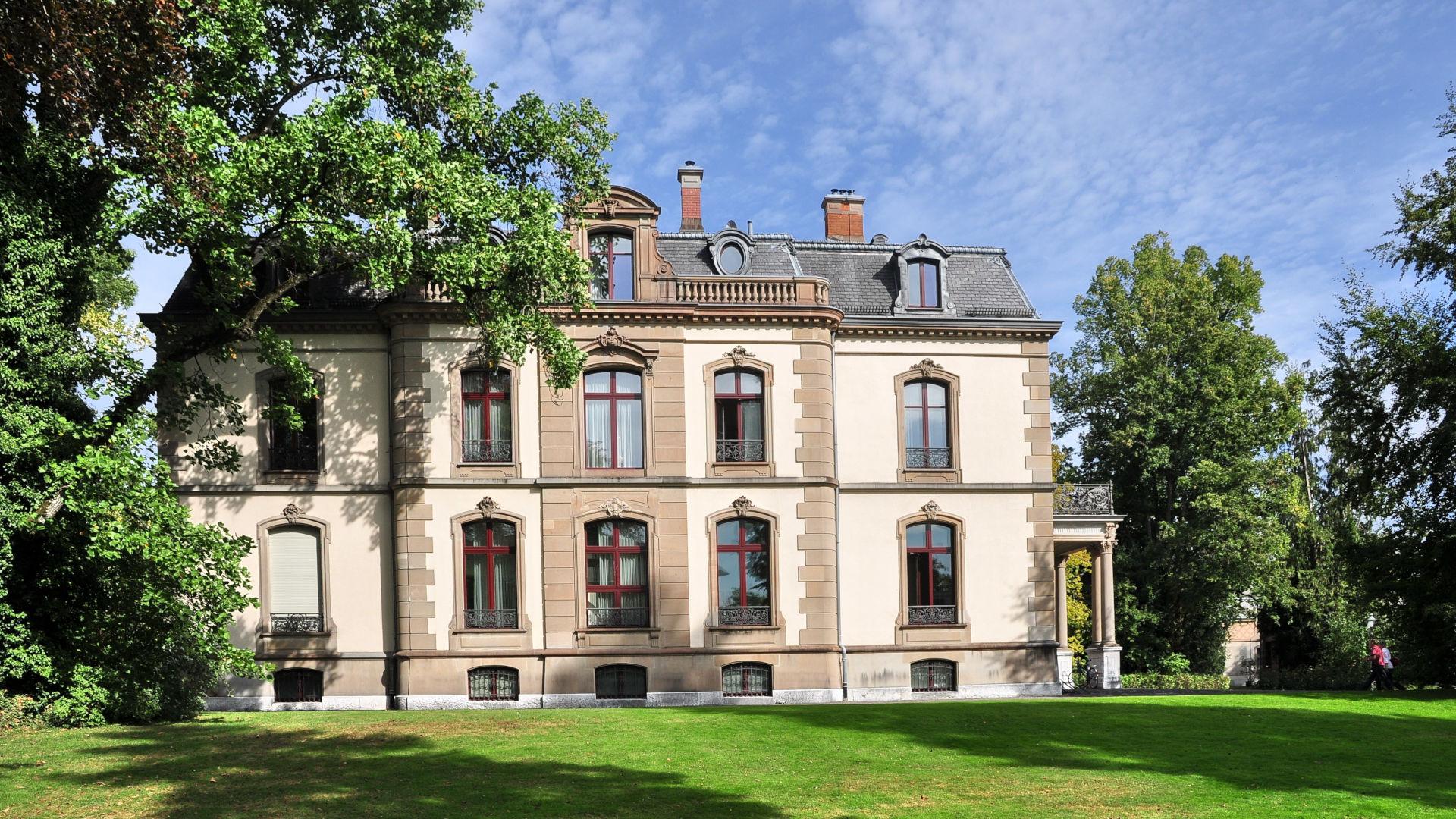 Winterthur, Villa Bühler