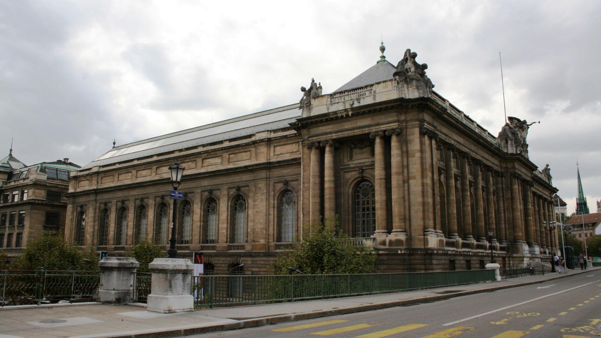 Genève, Musée d'art et d'histoire