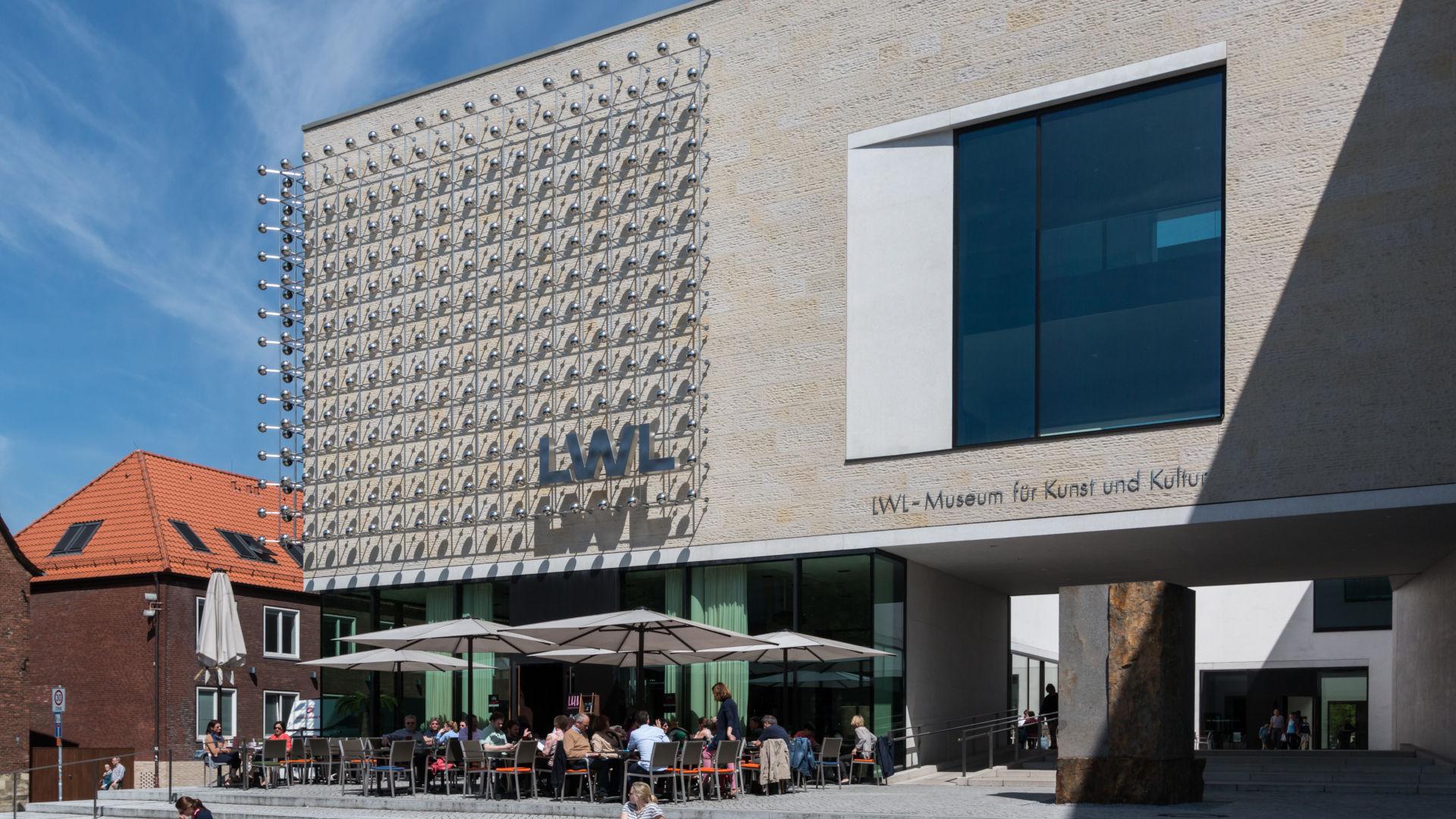 Münster, Landesmuseum für Kunst and Kulturgeschichte