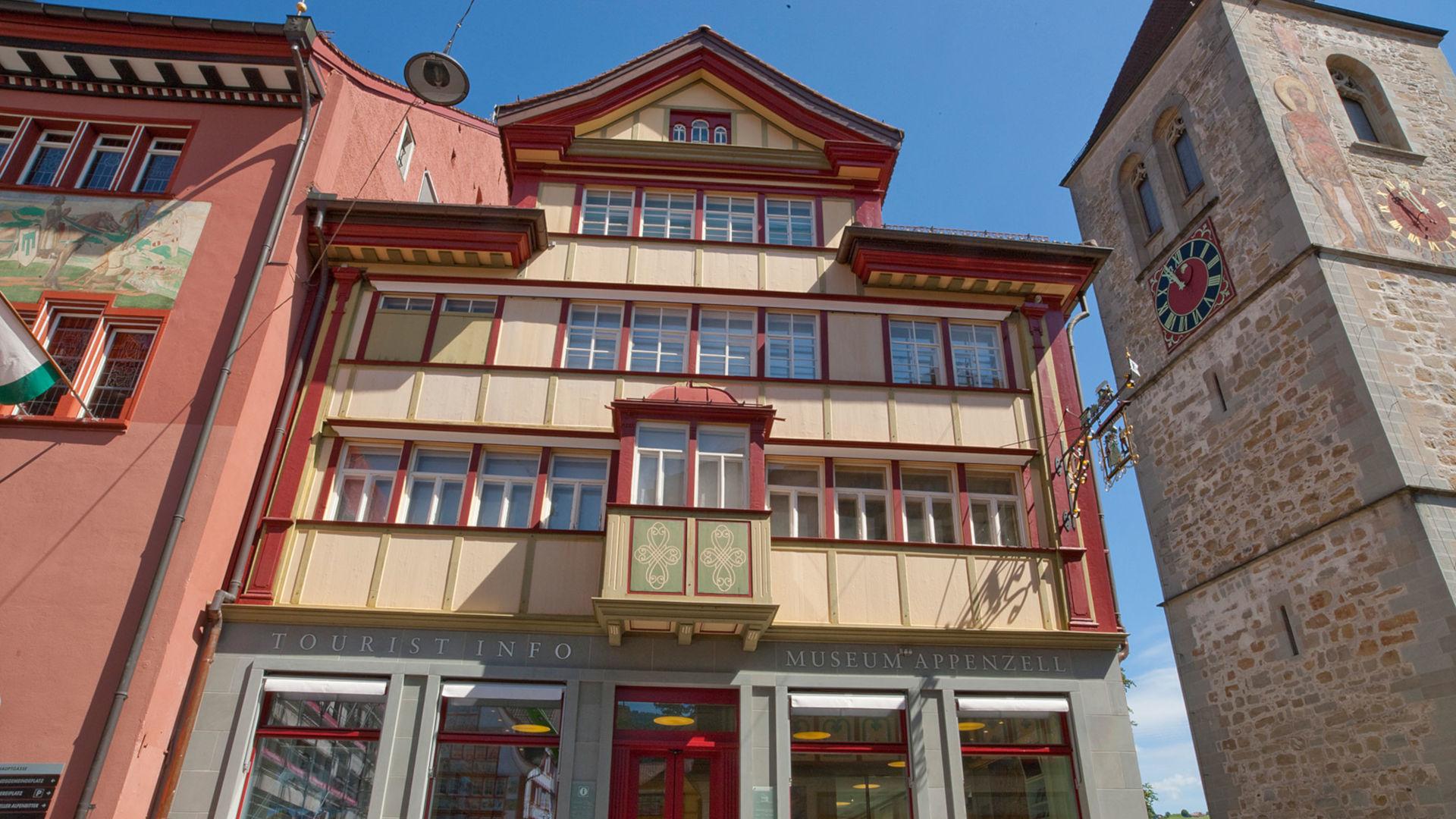 Appenzell, Museum Appenzell