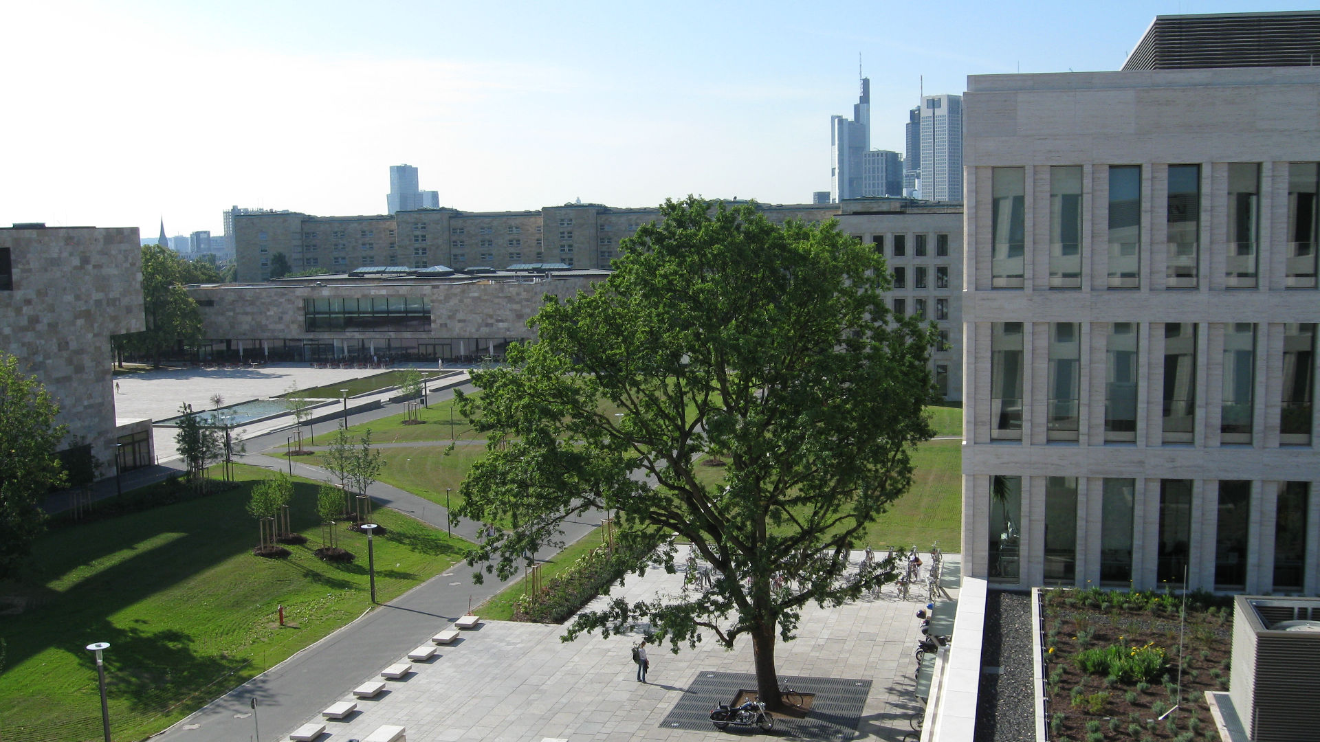 Frankfurt am Main, Campus Westend