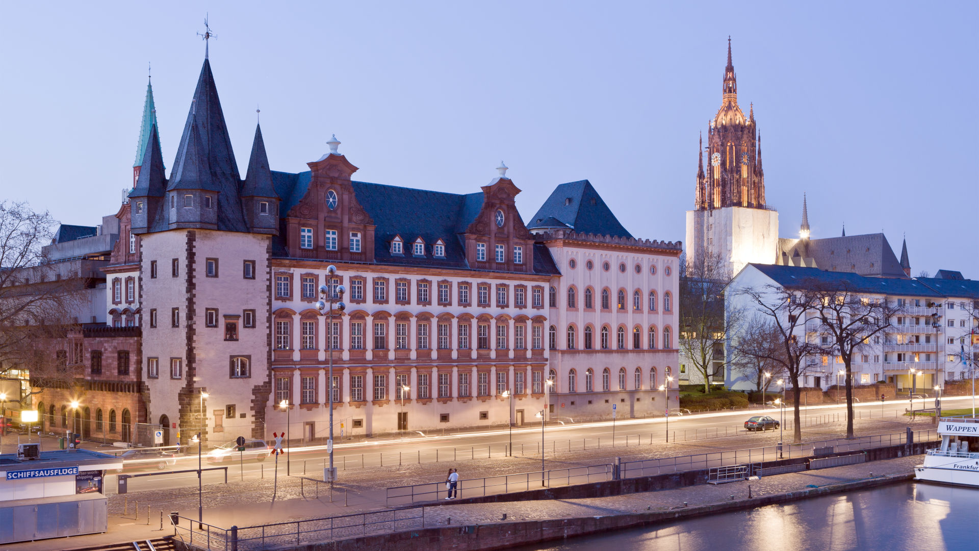 Frankfurt am Main, Saalhof