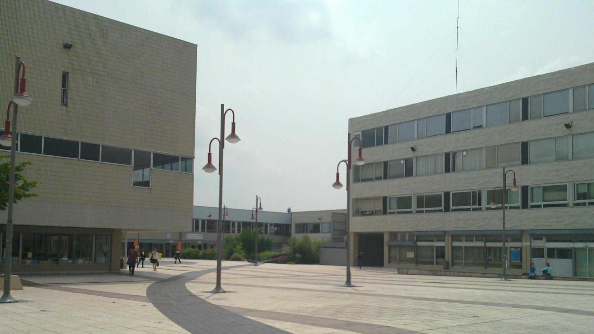 Lille, Université Charles-de-Gaulle