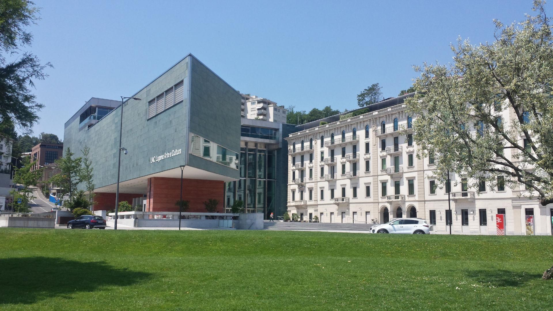 Lugano, Lugano Arte e Cultura (LAC)