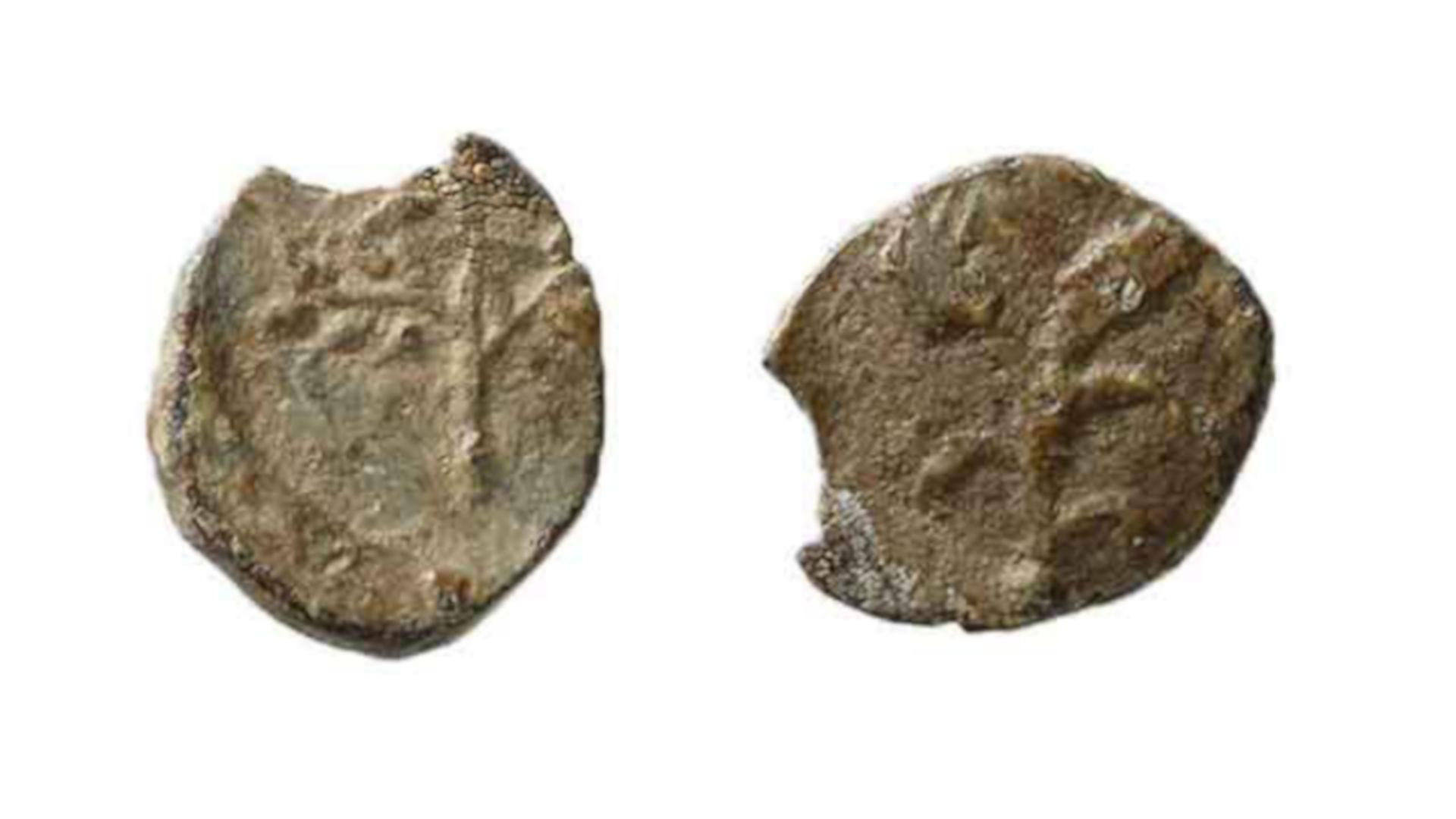 Zug, Baar, römische Bleimarke von der Baarburg