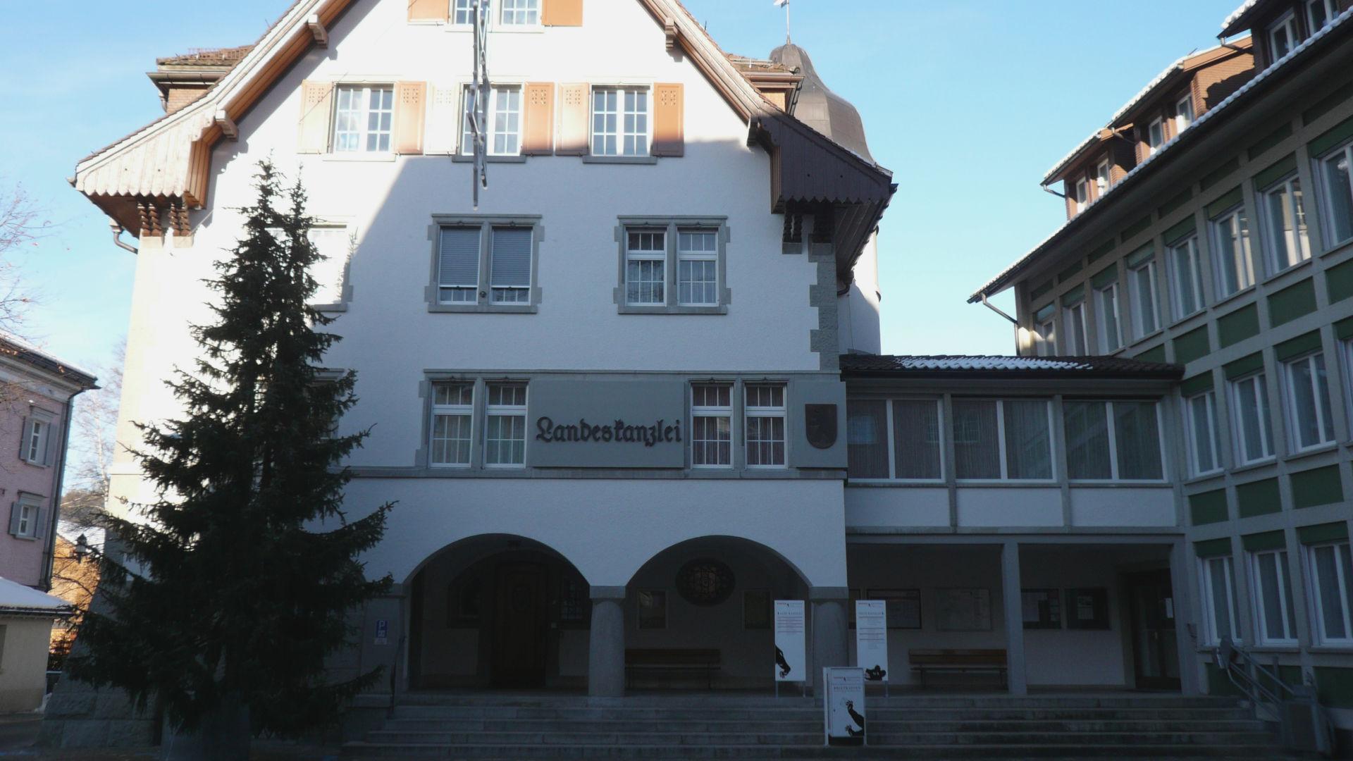 Kanton Appenzell Innerrhoden, Appenzell, Landesarchiv