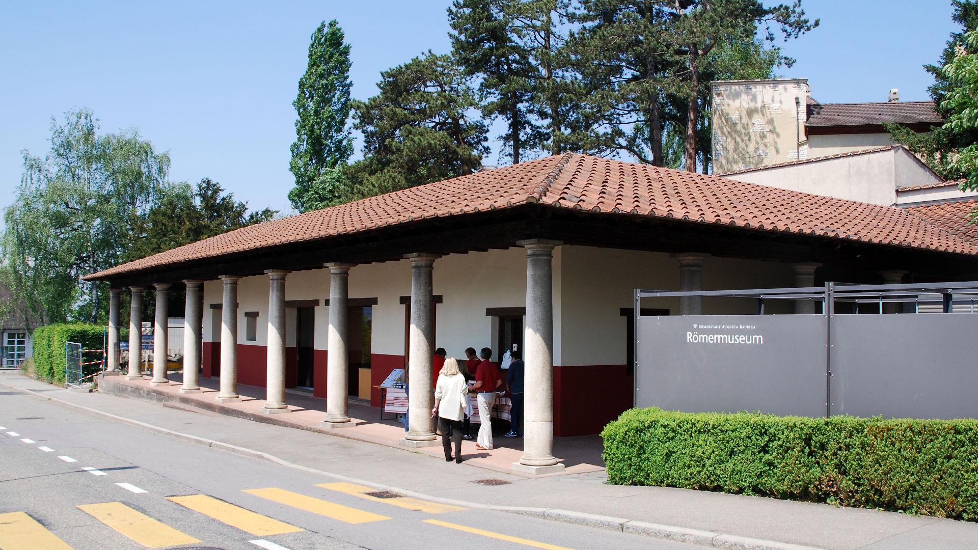 Kanton Basel-Landschaft, Augst, Römermuseum