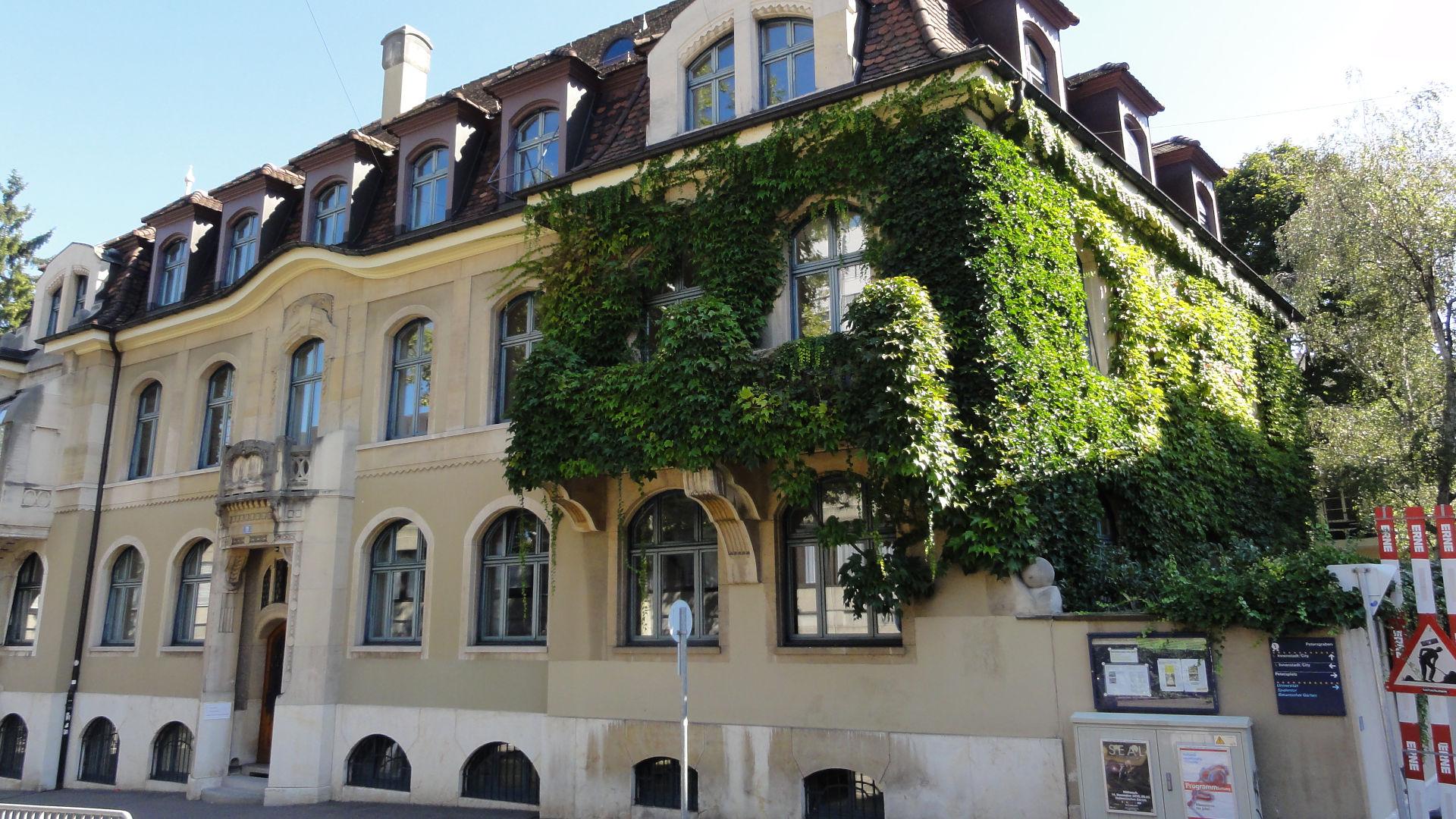 Kanton Basel-Stadt, Basel, Archäologische Bodenforschung