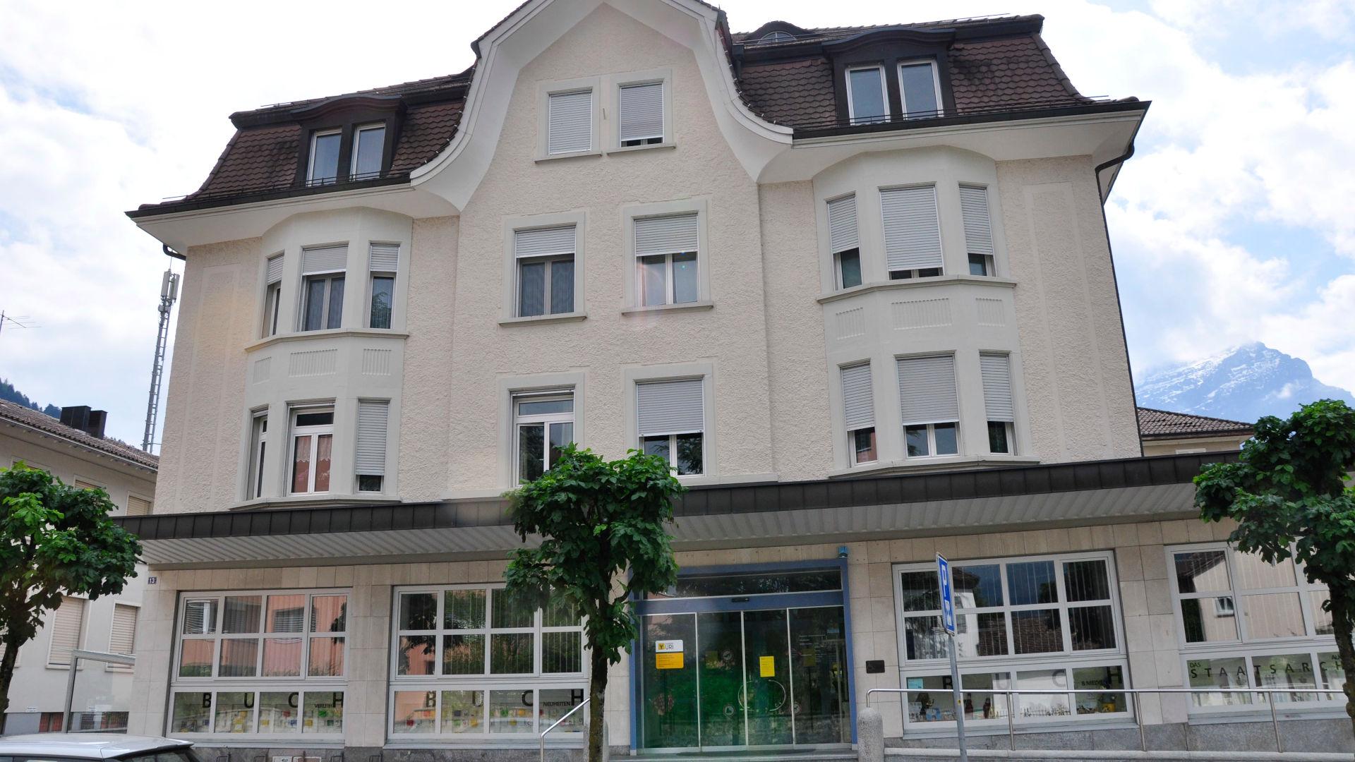 Kanton Uri, Altdorf, Staatsarchiv