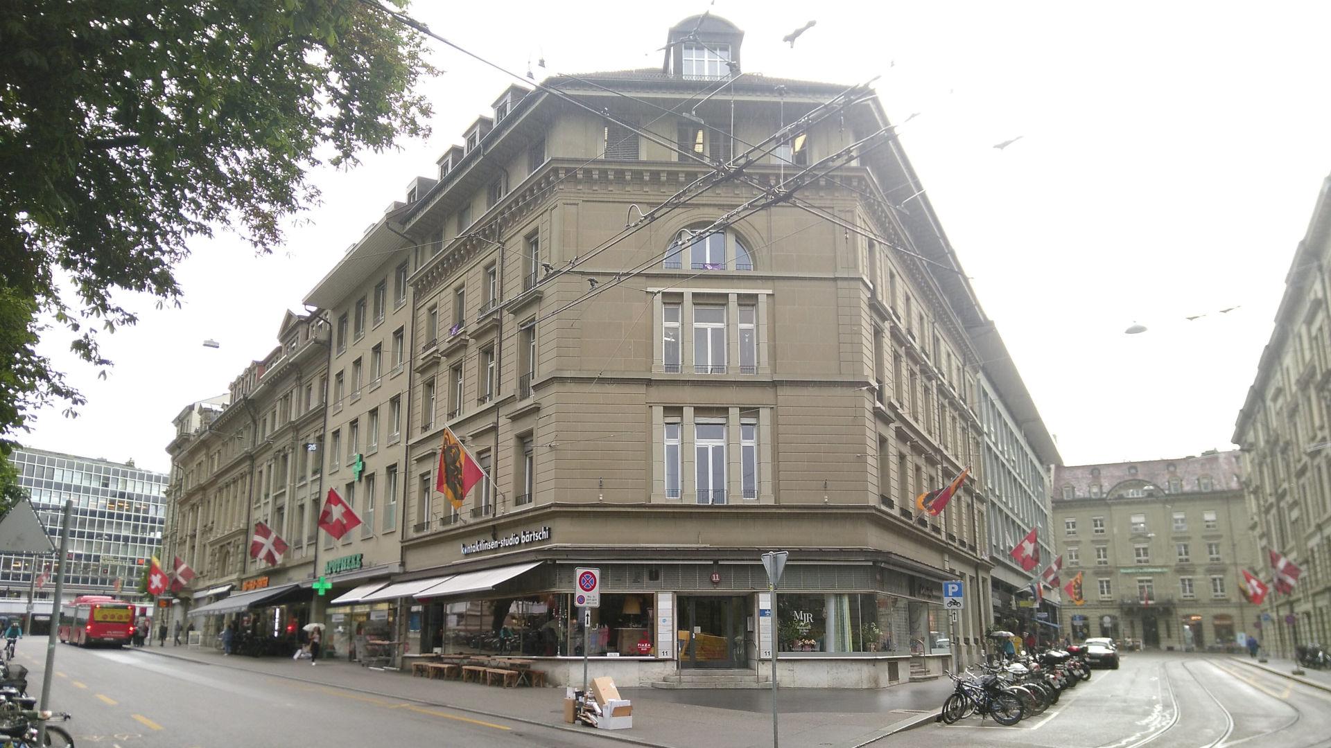 Berna, Hirschengraben 11